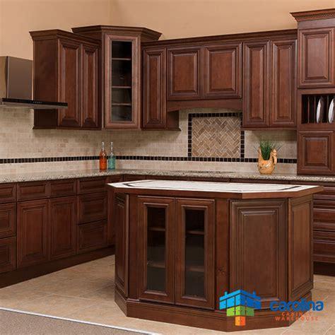 solid wood kitchen cabinets hazelnut  rta kitchen