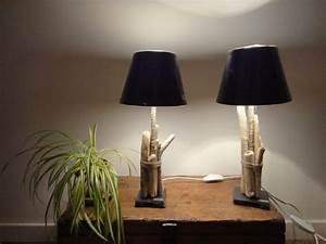 Lampe De Chevet Originale : great petites lampes de chevet with chevet original ~ Teatrodelosmanantiales.com Idées de Décoration