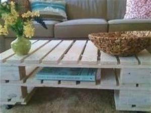 Fabriquer Une Table Basse En Palette : diy fabriquer une table basse en palettes par moncornerdeco ~ Melissatoandfro.com Idées de Décoration