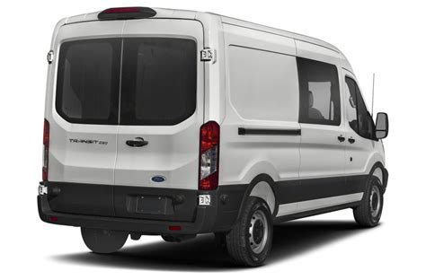ford transit  cargo van models price specs reviews