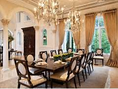 Access To The Rooms Including This Elegant Formal Dining Room From Room Formal Dining Room Decorating Ideas Elegant Castle Interior Palace Formal Dining Room Collection Rooms Pinterest Dining Room Tables Tables And Formal Dining Rooms