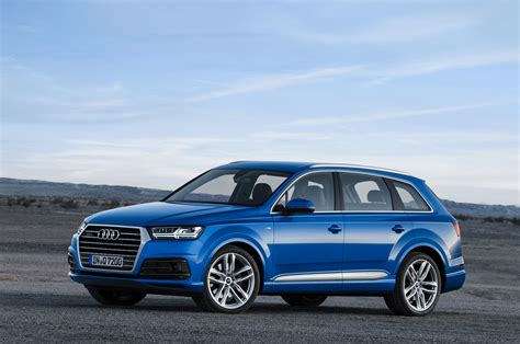 2017 Audi Q8 A King Of Crossovers