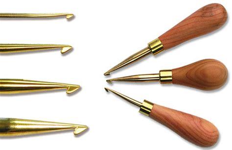 Hartman Hook, Ergo Handle Primitive 8 Mm Rug Hook, Rug