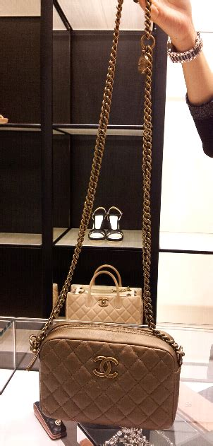chanel cc crown bag reference guide  cruise  spotted fashion