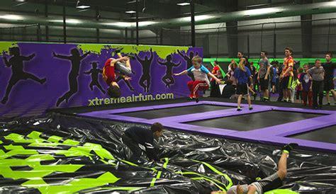 xtreme air trampoline adventure park appleton wi indoor