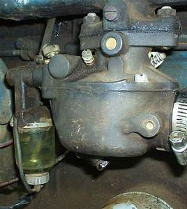 1964 Ford 2000 Tractor Carburetor