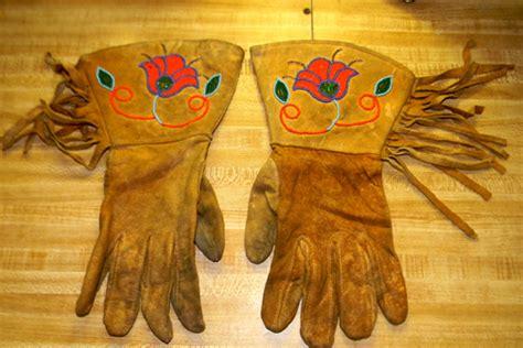 native american beadwork moccasins pipebags medicine