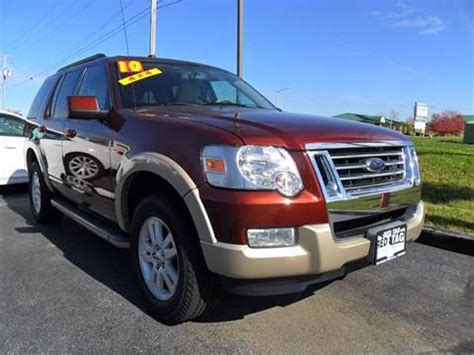 used ford explorer 2010 car for sale in sharjah 749326 yallamotor com used 2010 ford explorer for sale in sycamore il carsforsale com 174