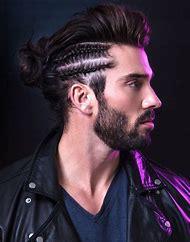 Braid Hairstyles Men Long Hair