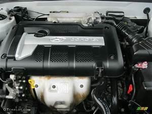 2006 Hyundai Tiburon Gs 2 0 Liter Dohc 16v Vvt 4 Cylinder