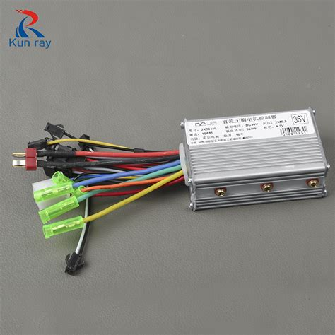 aliexpress com buy 24v 36v 48v 250w 350w 15a brushless controller for electric bike cruise 3