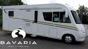Camping Car Bavaria : destinea vente de camping cars ~ Medecine-chirurgie-esthetiques.com Avis de Voitures