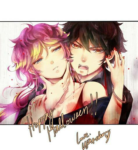Unordinary Anime Happy Halloween Unordinary Webtoon Seraphina And John