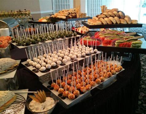 Shaike's Kosher Catering - Breakfast Display