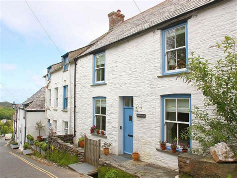 Fairfield Cottage  Boscastle  Cornwall  Self Catering