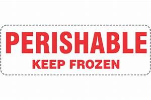refrigerated keep refrigerated stickers With keep refrigerated label