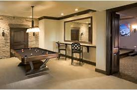 Basement Design Ideas Designing Any Room Can Be Tough But Game Room Traditional Basement Minneapolis By John Kraemer