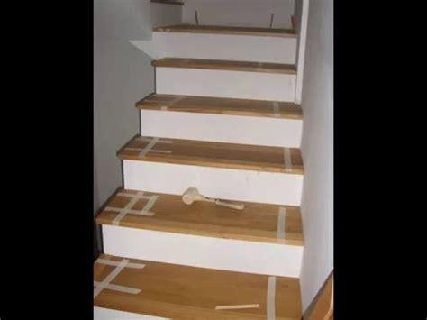 rivestire una scala in legno come installare il laminato sulle scale fai da te mania