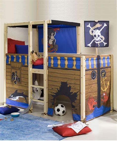 Bedroom How To Create Perfect Pirate Bedroom For Kids