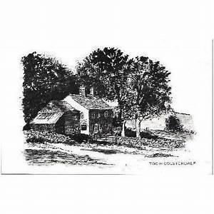 Colsterdale N Yorkshire Toc H Farmhouse Artist Card