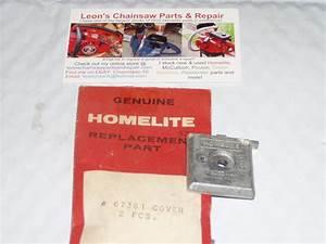 Homelite 35sl  350  360 Chainsaw Parts