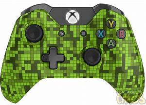 Creeper - Xbox One - Custom Controllers - Controller Chaos