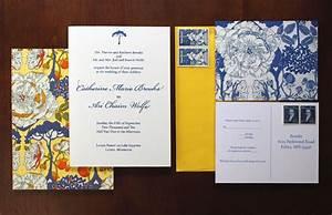 liberty print wedding suite With wedding invitation printing north london
