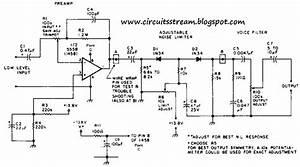 Build A Receiver Af Noise Limiter For Low