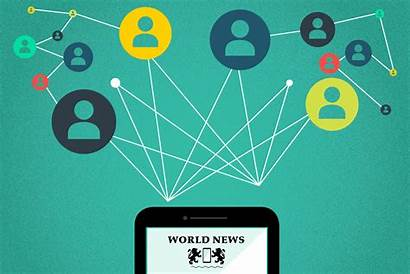 Social Journalism Negative Positive Effects Earned Rising