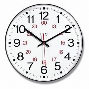 12 Analog Clock