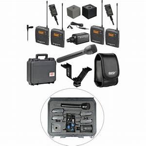 Sennheiser Ew 100 Eng G3 Dual Wireless Broadcast Kit B U0026h Photo