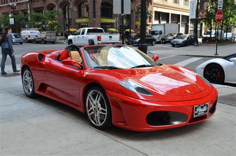 F430 Price New by Used 2008 F430 Spider For Sale Special Pricing