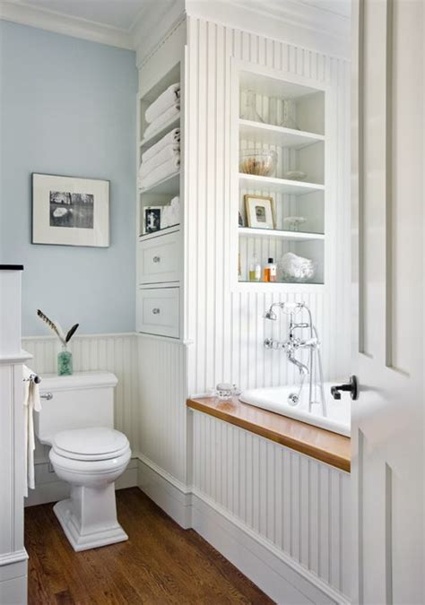 clever bathroom storage ideas picture of clever use of built ins is a great solution