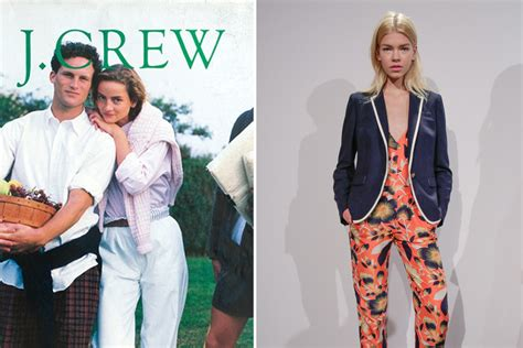 J.crew Has Come A Long Way From Its