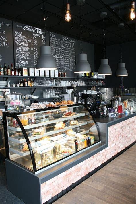 vitrinas  exhibicion interiores de tiendas de cafe
