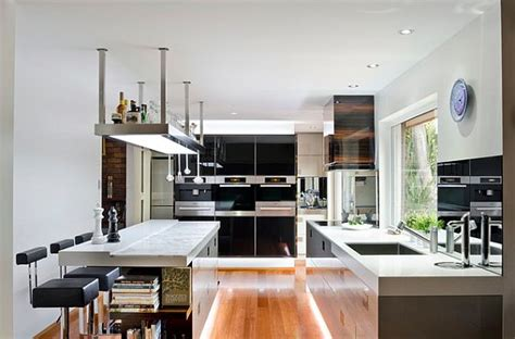 design  kitchen  multiple chefs