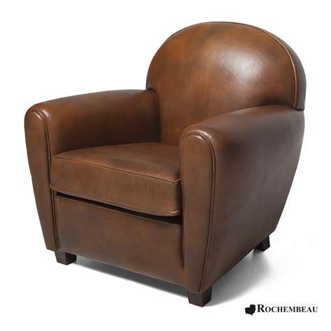 fauteuil canapé petit fauteuil york petit siège en cuir de