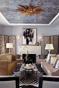 Visual Feast  10 Rooms With Magical Multicolored Ceilings