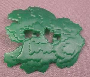 Playmobil Dark Green Small Acacia Tree Leaves, 2 3/4 ...