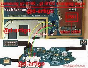 Samsung S4 Mini I9192 Charging And Usb Connecter Jumper