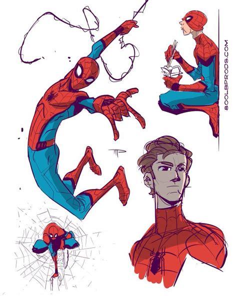 spidey hoco art visit  grab  amazing super hero