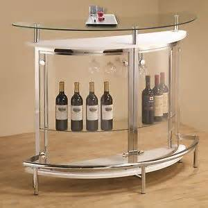 White Liquor Cabinet by Contemporary White Home Bar Unit Glass Wood Furniture