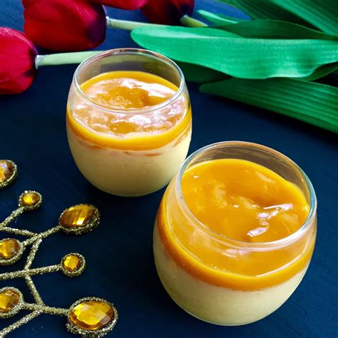 amrakhand mango shrikhand yogurt based dessert