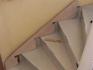 Treppenwangen Holz Kaufen : treppenrenovierung so werden die treppenwangen verkleidet ~ Lizthompson.info Haus und Dekorationen