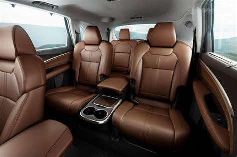 2018 Acura Mdx Interior Autowarrantyfvcom