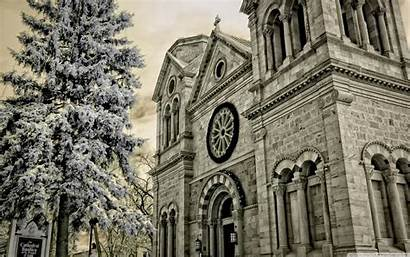 Wallpapers Cathedral Church Building Backgrounds Windows Factory