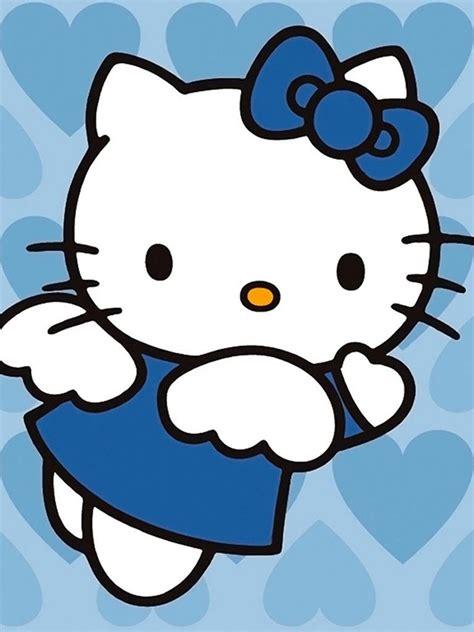 kitty  wings  kitty iphone wallpaper