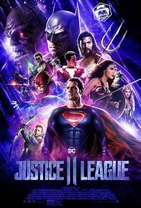 Justice League 2 Poster by Bryanzap on DeviantArt
