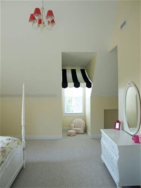easy dormer window treatment spelled   black white   perfect life  bliss
