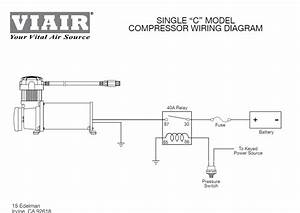 Air Compressor Wiring Schematic